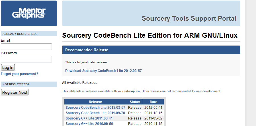 Mentor Sourcery CodeBench page